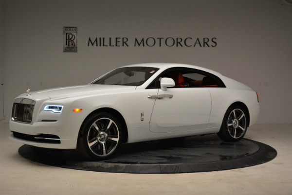 New 2018 Rolls-Royce Wraith for sale Sold at Aston Martin of Greenwich in Greenwich CT 06830 2