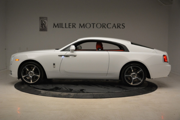 New 2018 Rolls-Royce Wraith for sale Sold at Aston Martin of Greenwich in Greenwich CT 06830 3