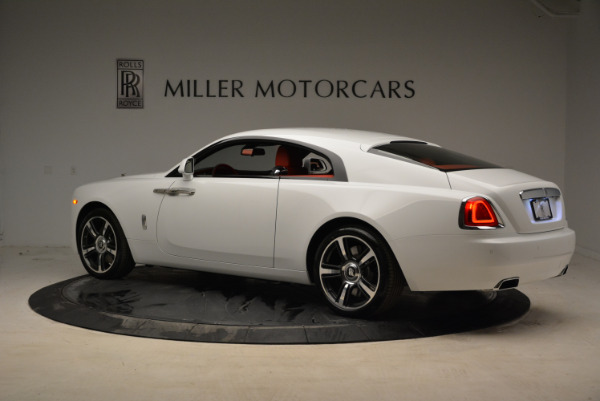 New 2018 Rolls-Royce Wraith for sale Sold at Aston Martin of Greenwich in Greenwich CT 06830 4