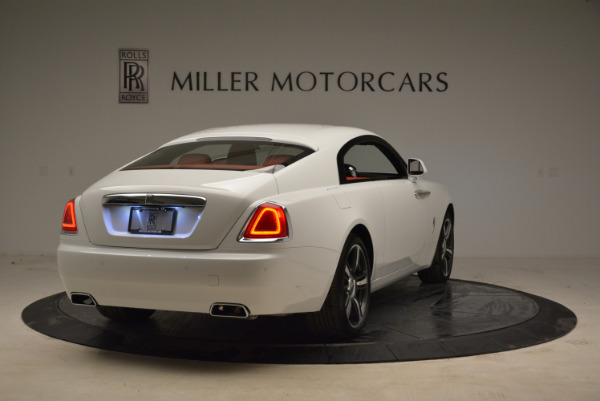 New 2018 Rolls-Royce Wraith for sale Sold at Aston Martin of Greenwich in Greenwich CT 06830 7
