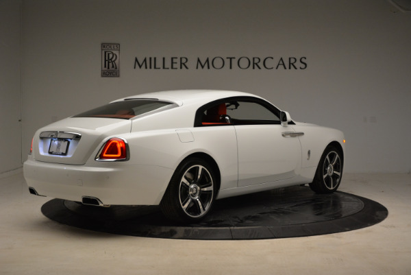 New 2018 Rolls-Royce Wraith for sale Sold at Aston Martin of Greenwich in Greenwich CT 06830 8