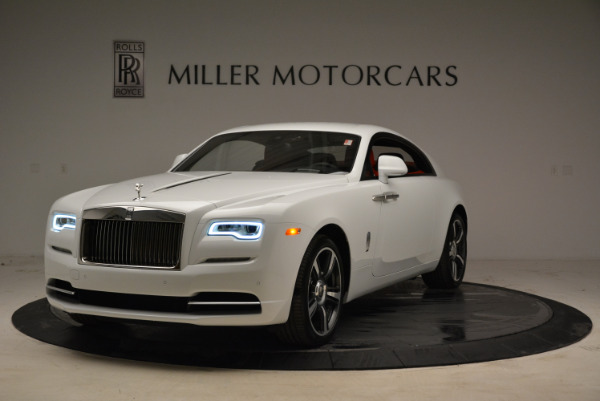 New 2018 Rolls-Royce Wraith for sale Sold at Aston Martin of Greenwich in Greenwich CT 06830 1