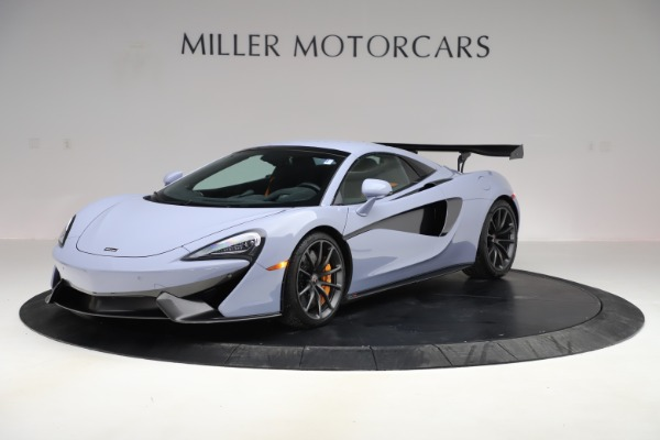 Used 2018 McLaren 570S Spider for sale Sold at Aston Martin of Greenwich in Greenwich CT 06830 10