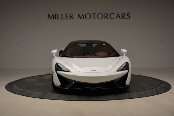 New 2018 McLaren 570S Spider for sale Sold at Aston Martin of Greenwich in Greenwich CT 06830 22