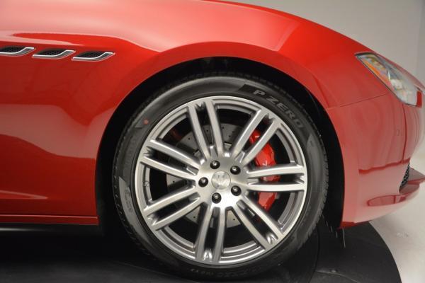 New 2016 Maserati Ghibli S Q4 for sale Sold at Aston Martin of Greenwich in Greenwich CT 06830 28