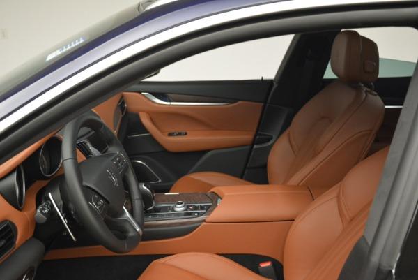 New 2018 Maserati Levante S Q4 GranLusso for sale Sold at Aston Martin of Greenwich in Greenwich CT 06830 14