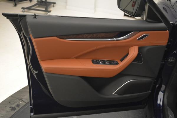 New 2018 Maserati Levante S Q4 GranLusso for sale Sold at Aston Martin of Greenwich in Greenwich CT 06830 16