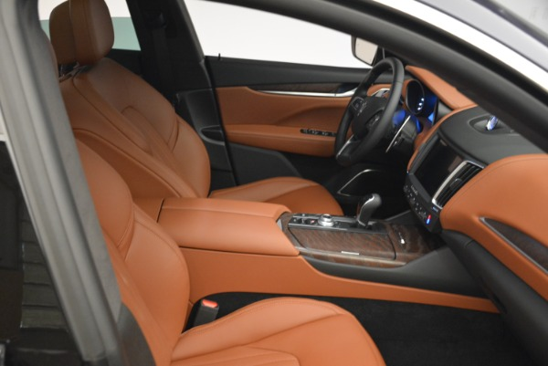 New 2018 Maserati Levante S Q4 GranLusso for sale Sold at Aston Martin of Greenwich in Greenwich CT 06830 20