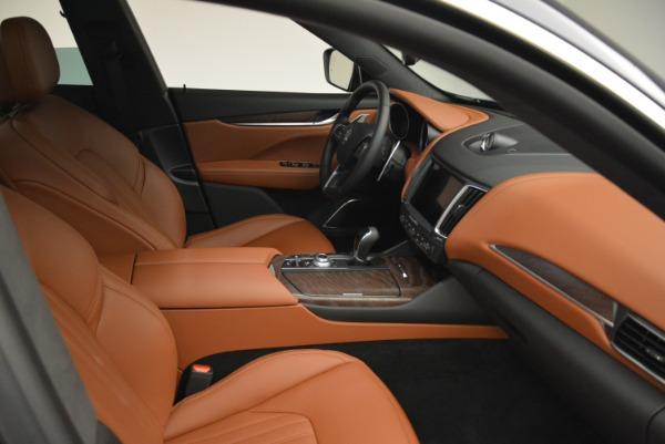 New 2018 Maserati Levante S Q4 GranLusso for sale Sold at Aston Martin of Greenwich in Greenwich CT 06830 22