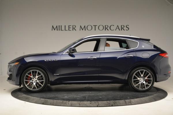 New 2018 Maserati Levante S Q4 GranLusso for sale Sold at Aston Martin of Greenwich in Greenwich CT 06830 4