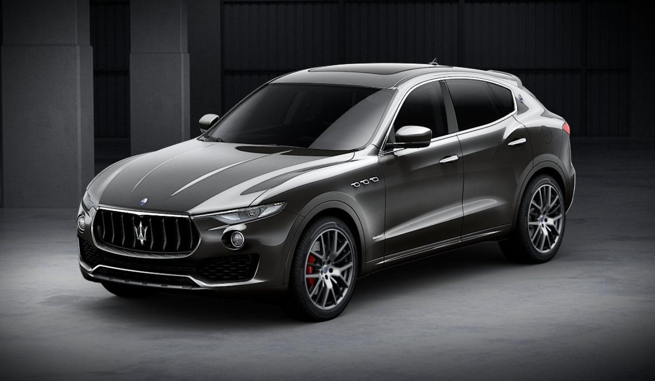 New 2018 Maserati Levante S Q4 GRANSPORT for sale Sold at Aston Martin of Greenwich in Greenwich CT 06830 1