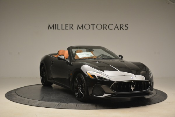 New 2018 Maserati GranTurismo MC Convertible for sale Sold at Aston Martin of Greenwich in Greenwich CT 06830 10