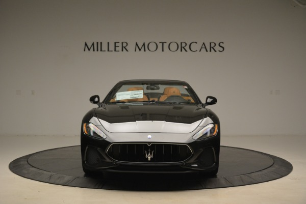 New 2018 Maserati GranTurismo MC Convertible for sale Sold at Aston Martin of Greenwich in Greenwich CT 06830 11