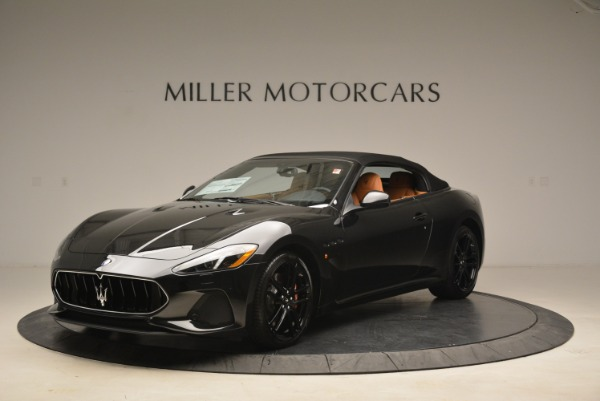 New 2018 Maserati GranTurismo MC Convertible for sale Sold at Aston Martin of Greenwich in Greenwich CT 06830 12
