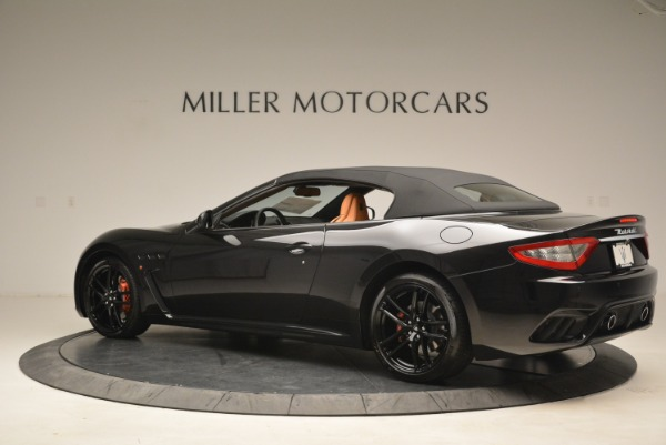 New 2018 Maserati GranTurismo MC Convertible for sale Sold at Aston Martin of Greenwich in Greenwich CT 06830 14