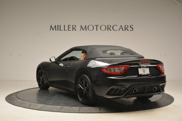 New 2018 Maserati GranTurismo MC Convertible for sale Sold at Aston Martin of Greenwich in Greenwich CT 06830 15