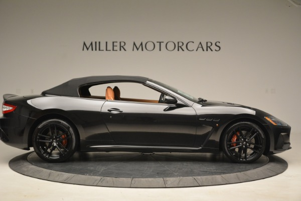 New 2018 Maserati GranTurismo MC Convertible for sale Sold at Aston Martin of Greenwich in Greenwich CT 06830 19