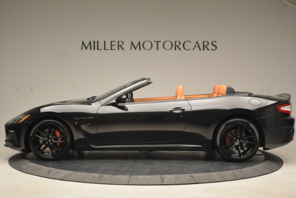 New 2018 Maserati GranTurismo MC Convertible for sale Sold at Aston Martin of Greenwich in Greenwich CT 06830 2