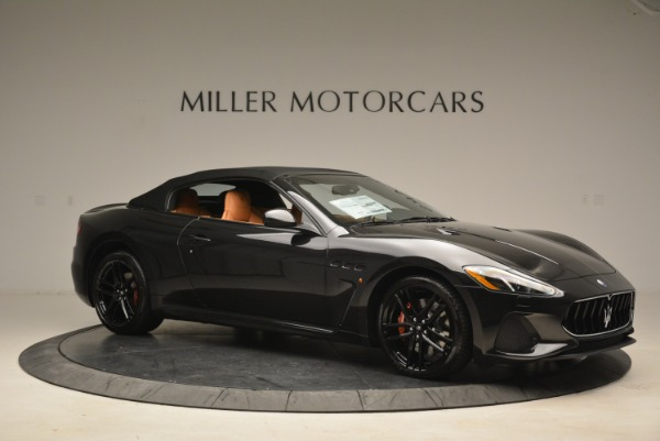 New 2018 Maserati GranTurismo MC Convertible for sale Sold at Aston Martin of Greenwich in Greenwich CT 06830 20