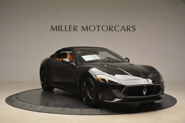 New 2018 Maserati GranTurismo MC Convertible for sale Sold at Aston Martin of Greenwich in Greenwich CT 06830 21