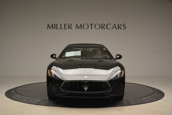 New 2018 Maserati GranTurismo MC Convertible for sale Sold at Aston Martin of Greenwich in Greenwich CT 06830 22