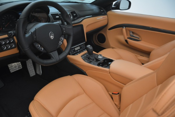 New 2018 Maserati GranTurismo MC Convertible for sale Sold at Aston Martin of Greenwich in Greenwich CT 06830 24