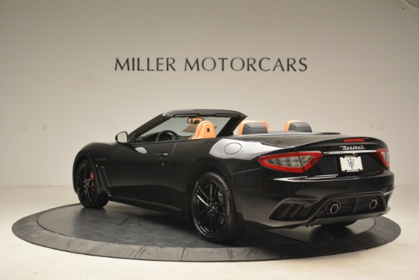 New 2018 Maserati GranTurismo MC Convertible for sale Sold at Aston Martin of Greenwich in Greenwich CT 06830 3