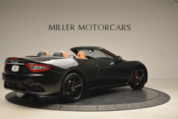 New 2018 Maserati GranTurismo MC Convertible for sale Sold at Aston Martin of Greenwich in Greenwich CT 06830 7
