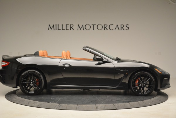 New 2018 Maserati GranTurismo MC Convertible for sale Sold at Aston Martin of Greenwich in Greenwich CT 06830 8