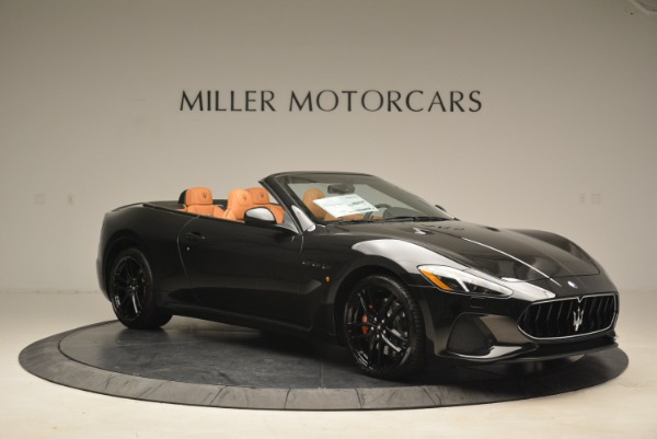 New 2018 Maserati GranTurismo MC Convertible for sale Sold at Aston Martin of Greenwich in Greenwich CT 06830 9