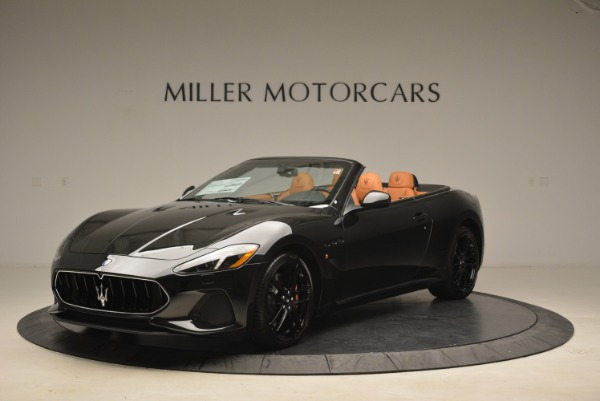 New 2018 Maserati GranTurismo MC Convertible for sale Sold at Aston Martin of Greenwich in Greenwich CT 06830 1
