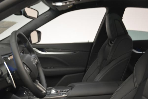 New 2018 Maserati Levante Q4 GranSport for sale Sold at Aston Martin of Greenwich in Greenwich CT 06830 13