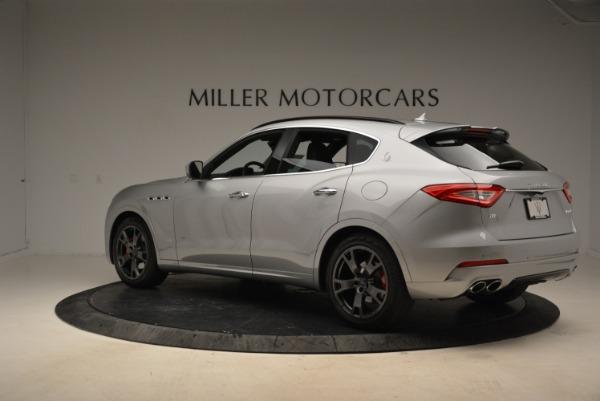 New 2018 Maserati Levante Q4 GranSport for sale Sold at Aston Martin of Greenwich in Greenwich CT 06830 6