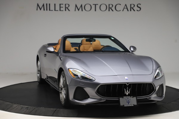 Used 2018 Maserati GranTurismo Sport Convertible for sale $99,900 at Aston Martin of Greenwich in Greenwich CT 06830 11