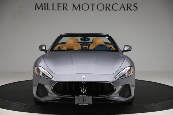Used 2018 Maserati GranTurismo Sport Convertible for sale $99,900 at Aston Martin of Greenwich in Greenwich CT 06830 12