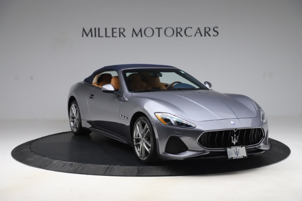 Used 2018 Maserati GranTurismo Sport Convertible for sale $99,900 at Aston Martin of Greenwich in Greenwich CT 06830 13