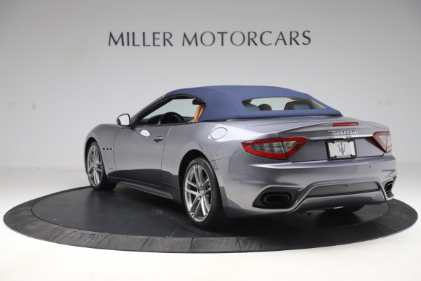 Used 2018 Maserati GranTurismo Sport Convertible for sale $99,900 at Aston Martin of Greenwich in Greenwich CT 06830 16