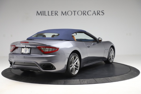 Used 2018 Maserati GranTurismo Sport Convertible for sale $99,900 at Aston Martin of Greenwich in Greenwich CT 06830 17