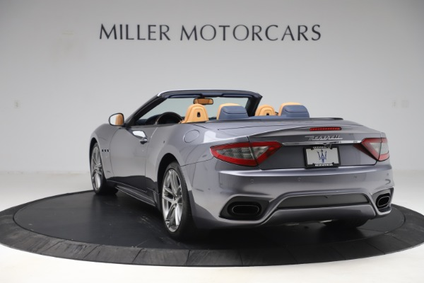 Used 2018 Maserati GranTurismo Sport Convertible for sale $99,900 at Aston Martin of Greenwich in Greenwich CT 06830 5