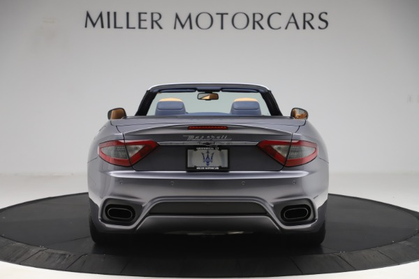 Used 2018 Maserati GranTurismo Sport Convertible for sale $99,900 at Aston Martin of Greenwich in Greenwich CT 06830 6
