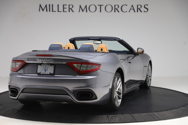 Used 2018 Maserati GranTurismo Sport Convertible for sale $99,900 at Aston Martin of Greenwich in Greenwich CT 06830 7