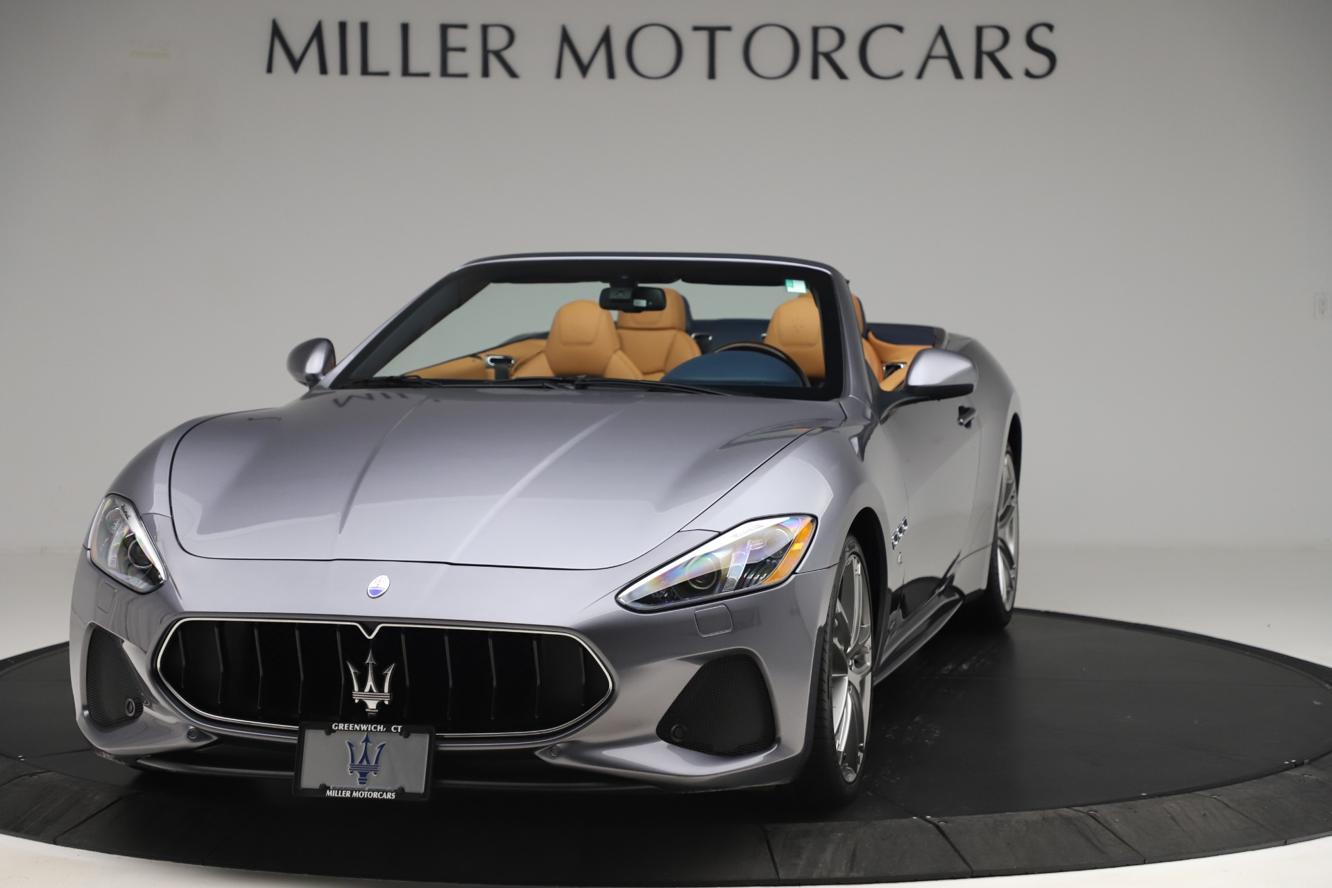 Used 2018 Maserati GranTurismo Sport Convertible for sale $99,900 at Aston Martin of Greenwich in Greenwich CT 06830 1