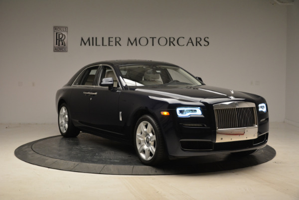 Used 2015 Rolls-Royce Ghost for sale $159,900 at Aston Martin of Greenwich in Greenwich CT 06830 11