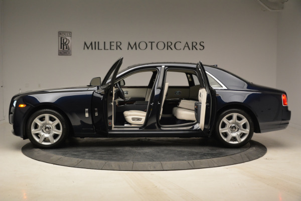 Used 2015 Rolls-Royce Ghost for sale $159,900 at Aston Martin of Greenwich in Greenwich CT 06830 16