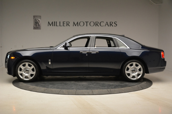 Used 2015 Rolls-Royce Ghost for sale $159,900 at Aston Martin of Greenwich in Greenwich CT 06830 3