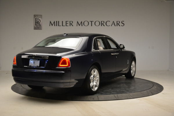 Used 2015 Rolls-Royce Ghost for sale $159,900 at Aston Martin of Greenwich in Greenwich CT 06830 7