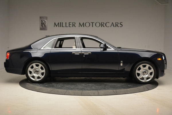Used 2015 Rolls-Royce Ghost for sale $159,900 at Aston Martin of Greenwich in Greenwich CT 06830 9