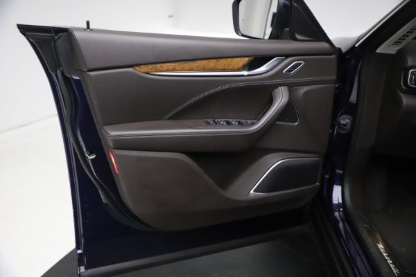 New 2018 Maserati Levante S Q4 GranLusso for sale Sold at Aston Martin of Greenwich in Greenwich CT 06830 15