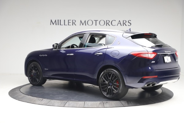 Used 2018 Maserati Levante S Q4 GranLusso for sale $67,900 at Aston Martin of Greenwich in Greenwich CT 06830 4