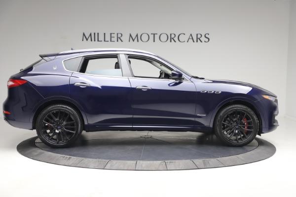 Used 2018 Maserati Levante S Q4 GranLusso for sale $67,900 at Aston Martin of Greenwich in Greenwich CT 06830 9